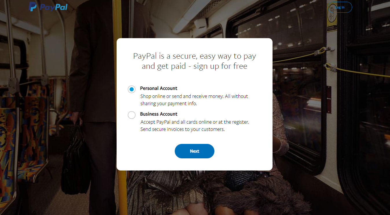 Google Voice注册PayPal提示不能用虚拟号码 Sorry, it can't be a VoIP number.